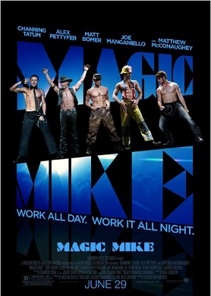 Plakat: MAGIC MIKE
