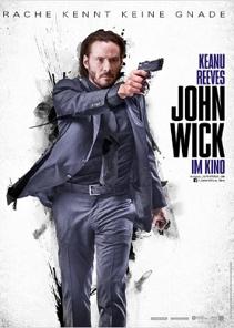 Plakat: JOHN WICK