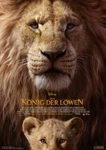 Plakat: DER KÖNIG DER LÖWEN