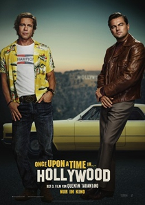 Plakat: ONCE UPON A TIME IN... HOLLYWOOD