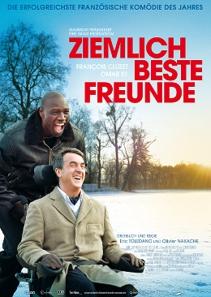 Plakat: ZIEMLICH BESTE FREUNDE
