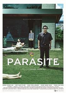 Plakat: Filmkunsttage:PARASITE
