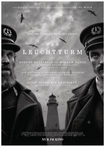 Plakat: Filmkunsttage:DER LEUCHTTURM