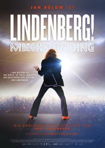 Plakat: Lindenberg! Mach dein Ding