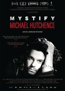 Plakat: MYSTIFY: MICHAEL HUTCHENCE