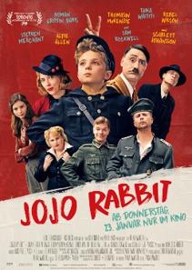 Plakat: Jojo Rabbit