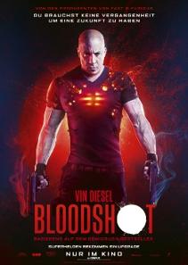 Plakat: BLOODSHOT
