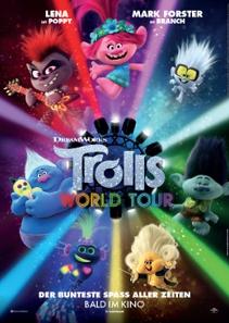 Plakat: Trolls World Tour