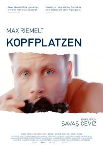 Plakat: Filmkunsttage: KOPFPLATZEN