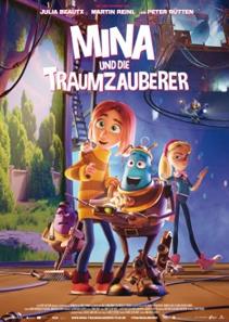 Plakat: Mina und die Traumzauberer