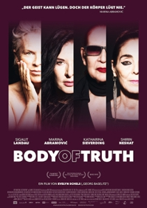 Plakat: Filmkunsttage: BODY OF TRUTH