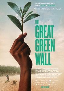 Plakat: Filmkunsttage: THE GREAT GREEN WALL