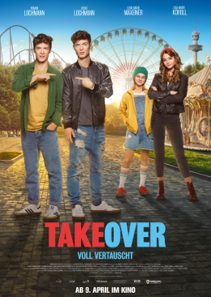 Plakat: Takeover - Voll vertauscht