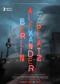Plakat: Berlin Alexanderplatz