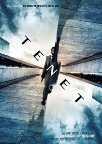 Plakat: Tenet