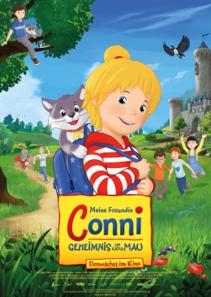 Plakat: Meine Freundin Conni - Geheimnis um Kater Mau