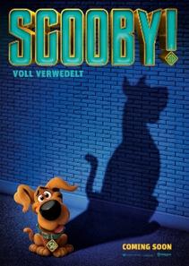 Plakat: Scooby! Voll verwedelt