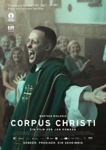 Plakat: Filmkunsttage: CORPUS CHRISTI