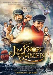 Plakat: Jim Knopf und die Wilde 13