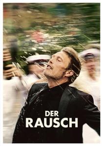 Plakat: Filmkunsttage: DER RAUSCH