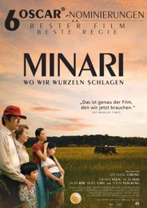 Plakat: Filmkunsttage: MINARI - WO WIR WURZELN SCHLAGEN