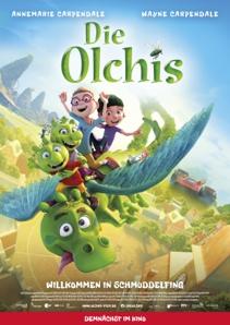Plakat: Die Olchis - Willkommen in Schmuddelfing