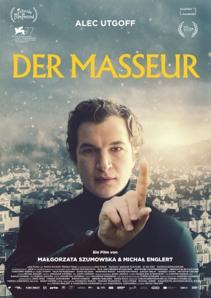 Plakat: Filmkunsttage: DER MASSEUR