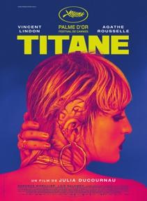 Plakat: Filmkunsttage: TITANE