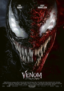 Plakat: Venom 2: Let there be Carnage - 3D