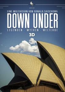 Plakat: DOWN UNDER: Legenden-Mythen-Welterbe (in 3D)